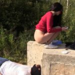 New Toilet Slave Mark Spat On Mistress Scat Slave Sex with MilanaSmelly [FullHD / 2020]