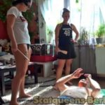 2Big Piles Shit for the Pig3 with Scatqueens-Berlin Scat Slave Porn [HD / 2020]