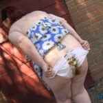 Bella's Pink Panty Park Big Ass Pooping with ImYourFetish [FullHD / 2020]
