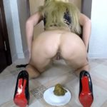 Spoon Feeding You My Shit with scatdesire Poop Videos [FullHD / 2020]