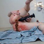 Dirty Anal DP Fisting Slut Scat Masturbation with Sunnydelight69  [FullHD / 2020]