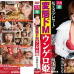 ZS-008 First Poop Ska Debut Transformation De Ungero Princess Of 19-year-old