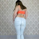Love Shitting Blue Light Jeans ElenaToilet Panty Video [UltraHD/2K]