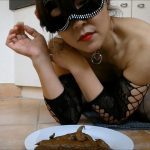 How Much Did You Eat, JapScatSlut Dirty Girl [FullHD]