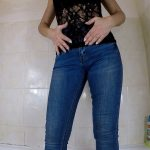 Jeans Poop Fetish  with scatdesire [FullHD]